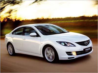 Купить Автомобиль Mazda 6