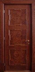 Купить Двери деревянные резные, бук