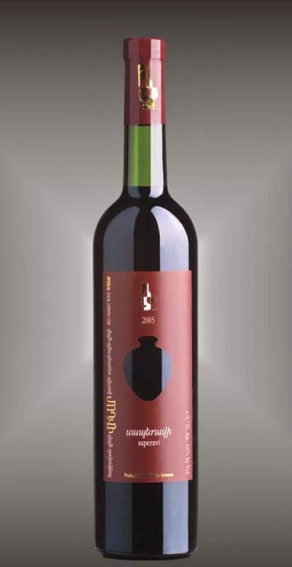 Купить Красное дессертное вино SAPERAVI