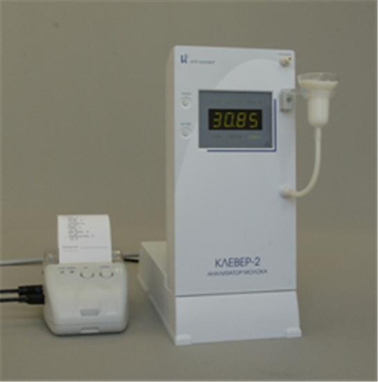 Купить Анализатор качества молока Клевер-2