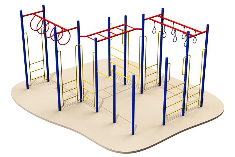 Buy Gymnastic Tarzan Loop complex