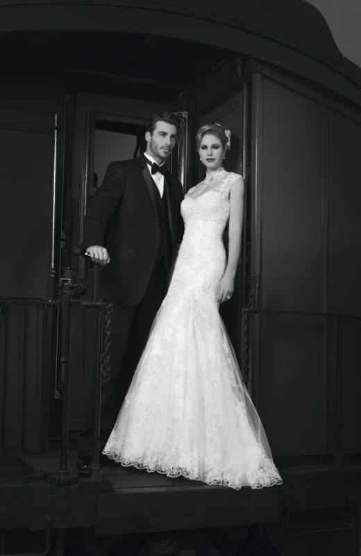 Купить Свадебное платье от Justin Alexander