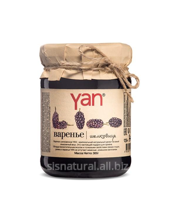 Купить YAN Варенье из шелковицы mulberryyanpres