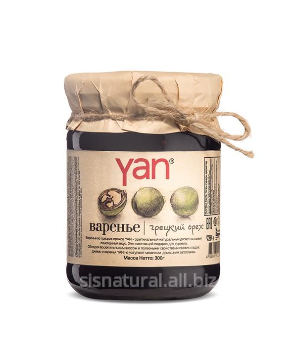 Купить YAN грецкие орехи Варенья и джемы