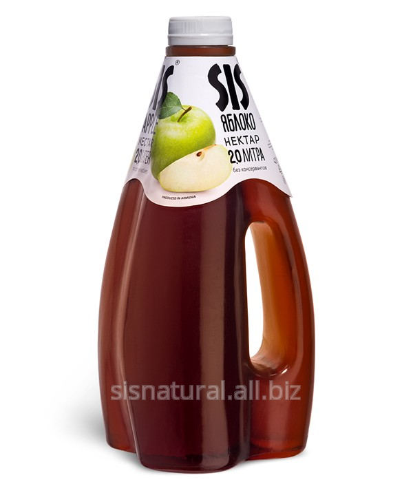 Купить SIS Яблоко, Объем - 2л, apple juice Настоящий армянский сок натуральный. Полезный. Великолепный. Много сока для большой компании
