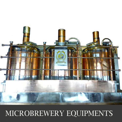 Micro Brewery Equipment Manufacturer