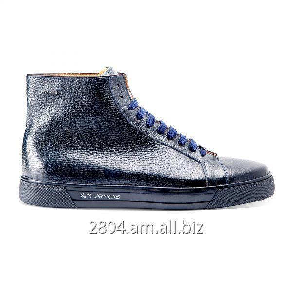 Купить Мужские зимние ботинки сникерс 2011