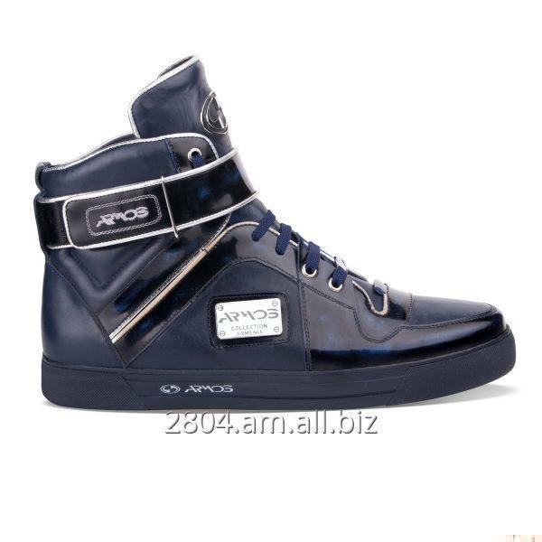 Купить Мужские зимние ботинки сникерс 2013
