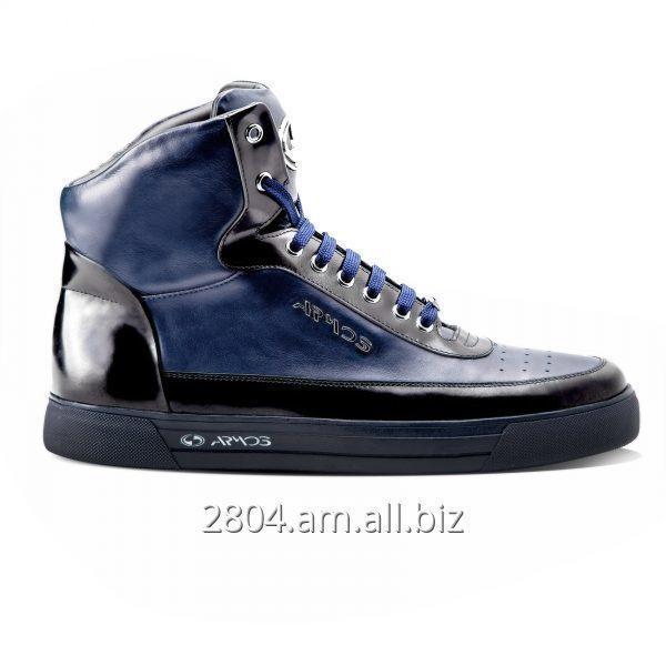 Купить Мужские зимние ботинки сникерс 2019