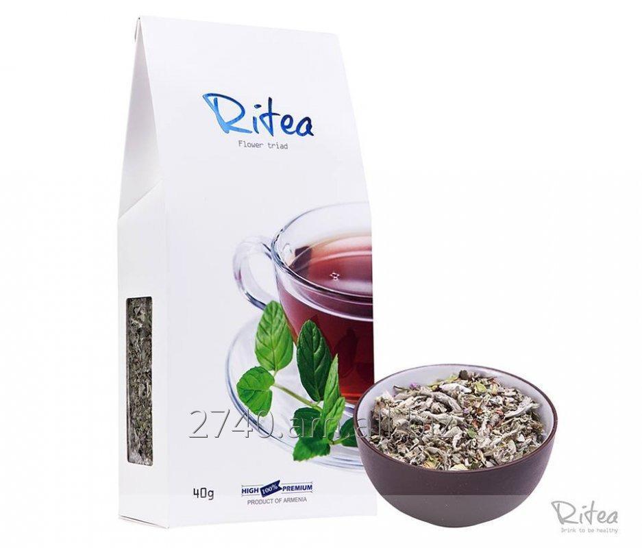 Купить Цветочная Триада (травяной чай)