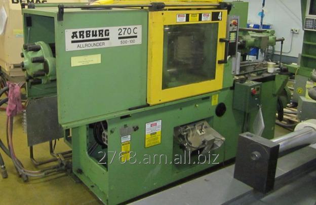 Купить Машины для литья под давлением ARBURG 270 C 500-100