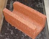 Блок стеновой бетонный