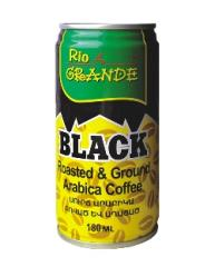 Cold to the Rio Coffee Grandee of Black of 180 ml