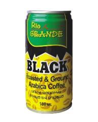 Холодное Кофе Рио Гранде Black 180 мл