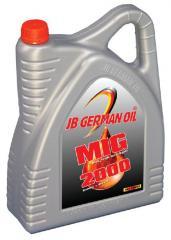 Масла автомобильные JB GERMAN OIL - MIG 2000 MOS2