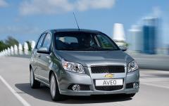 Chevrolet Aveo Хэтчбек