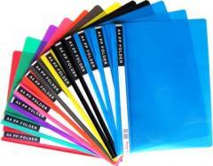 Скоросшиватели пластиковые, формат А4