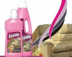 Средство для очистки ковров Золушка