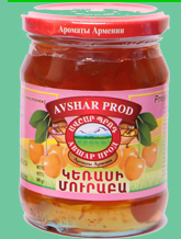 Варенье из черешни,ТМ Авшар Прод