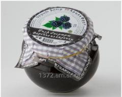 Jam from blackberry / Blackberry preserve