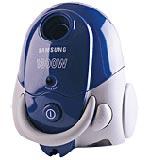 Пылесос Samsung VC-5853/Blue