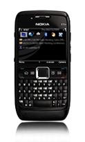 Nokia E71 черный