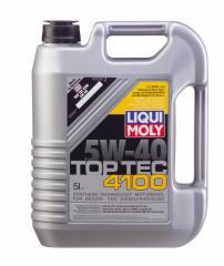 Синтетическое моторное масло LIQUI MOLY  Top Tec