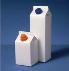 Молоко в тетрапаках