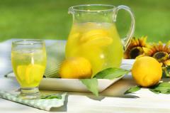 Lemonades natural