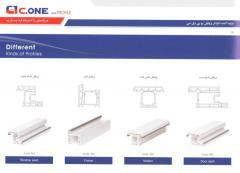 Профили металлопластиковые C-one