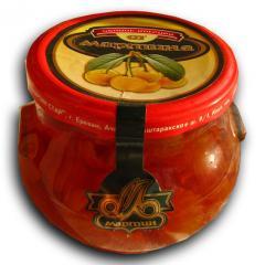 Sweet cherry jam