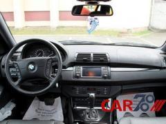Safety cushion (airbag) BMW X5