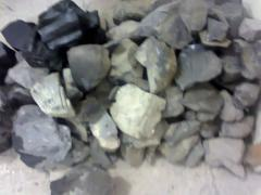 Stone obsidian