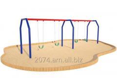 Swing for children of Windy Swing IV