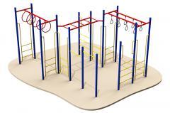 Gymnastic Tarzan Loop complex