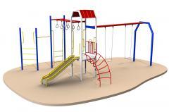 Детские спортивные площадки Little Star