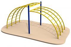 Оборудование для детских площадок Double Arches