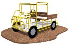 Игровое оборудование Jeep with Springs