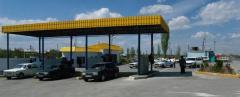 Автомобильные газонаполнительные компрессорные станции (АГНКС)
