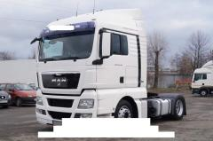 MAN - TGX 18.440 LOW DECK