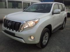 2013Toyota Land Cruiser Prado
