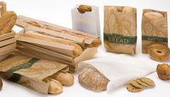 Бумажные пакеты для упаковки хлеба