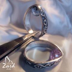Кольцо виноградина
