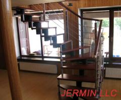 Աստիճաններ, Աստիճանավանդակներ