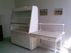 Laboratory furniture, laborator kahuyq, ԼԱԲՈՐԱՏՈՐ