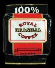 Кофе молотый Royal Coffee Brasilia