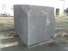Базальтовые блоки