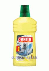 САНИТА - Универсальное средство для чистки, мытья и дезинфекции любых поверхностей