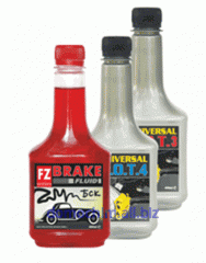 The FZ SERIES brake fluid for use in hydraulic
