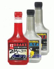 Тормозная жидкость FZ SERIES для использования в гидравлической системе тормозов всех типов грузовых и легковых автомобилей. Совместима со всеми видами тормозных жидкостей